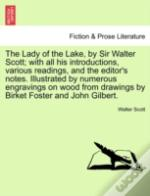 The Lady Of The Lake, By Sir Walter Scot