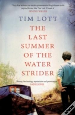 Wook.pt - The Last Summer Of The Water Strider