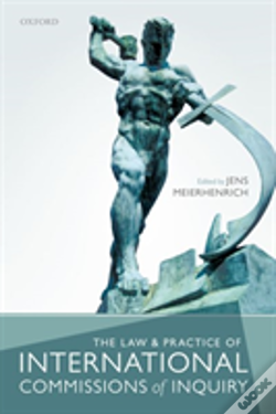 Wook.pt - The Law And Practice Of International Commissions Of Inquiry