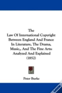 Wook.pt - The Law Of International Copyright Betwe