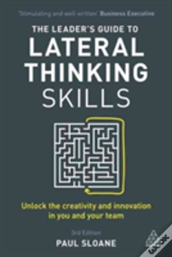 Wook.pt - The Leader'S Guide To Lateral Thinking Skills