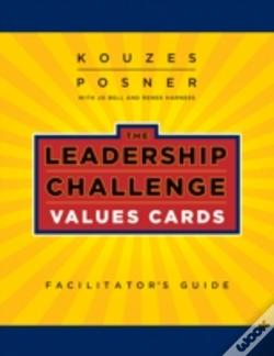 Wook.pt - The Leadership Challenge Values Cards Facilitator'S Guide Set