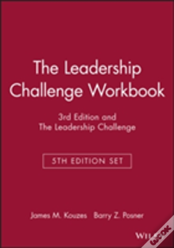 Wook.pt - The Leadership Challenge Workbook, 3rd Edition And The Leadership Challenge, 5th Edition Set