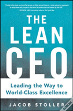 Wook.pt - The Lean Ceo: Building World-Class Organizations, One Step At A Time