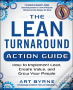 The Lean Turnaround Fieldbook: Practical Tools And Techniques For Implementing Lean Throughout Your Company