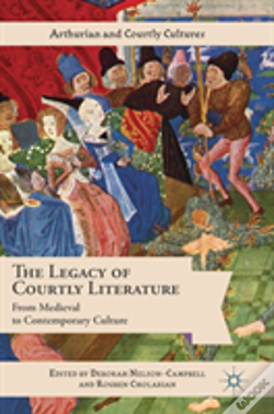 Wook.pt - The Legacy Of Courtly Literature