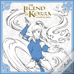 The Legend Of Korra Coloring Book