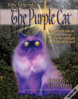 Wook.pt - The Legend Of The Purple Cat