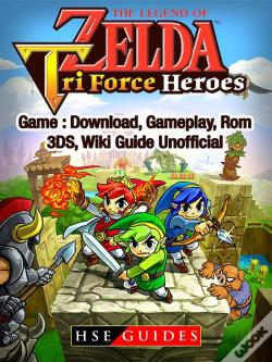 Wook.pt - The Legend Of Zelda Tri Force Heroes Download, Gameplay, Rom, 3ds, Wiki Guide Unofficial