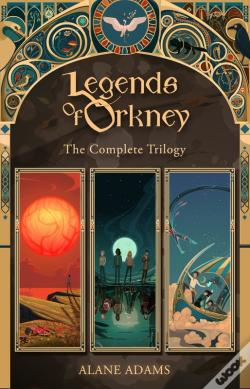 Wook.pt - The Legends Of Orkney