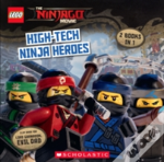 The Lego Ninjago Movie: High-Tech Ninja Heroes / Lord Garmadon, Evil Dad (Flipbook)