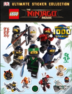 Wook.pt - The Lego(R) Ninjago(R) Movie(Tm) Ultimate Sticker Collection