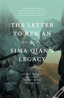 Wook.pt - The Letter To Ren An And Sima Qian'S Legacy