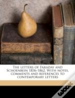 The Letters Of Faraday And Schoenbein 18