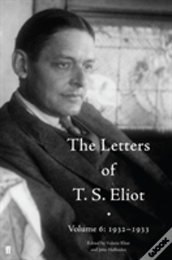 Wook.pt - The Letters Of T. S. Eliot