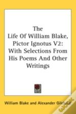 The Life Of William Blake, Pictor Ignotu