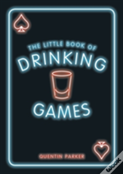 Wook.pt - The Little Book Of Drinking Games
