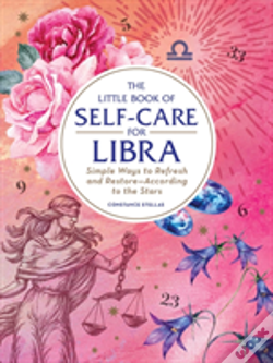 Wook.pt - The Little Book Of Self-Care For Libra