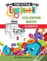 The Little Engineer Coloring Book - Numbers