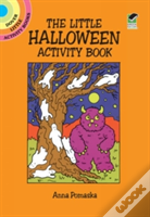 The Little Halloween Activity Book