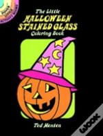 The Little Halloween Stained Glass