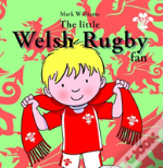 The Little Welsh Rugby Fan Book