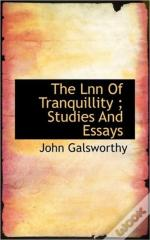 The Lnn Of Tranquillity ; Studies And Es