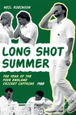 The Long Shot Summer The Year Of Four England Cricket Captains 1988
