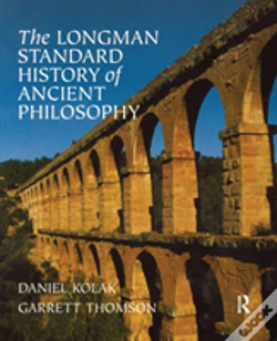Wook.pt - The Longman Standard History Of Ancient Philosophy