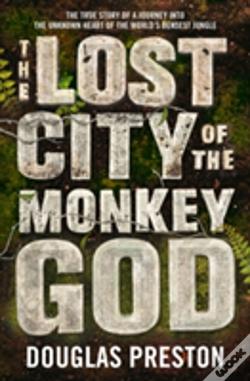 Wook.pt - The Lost City Of The Monkey God