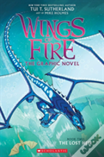 The Lost Heir (Wings Of Fire Graphic Novel #2): A Graphix Book