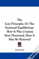 The Lost Principle; Or The Sectional Equ