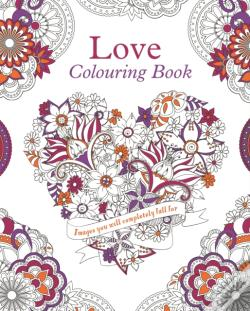 Wook.pt - The Love Colouring Book