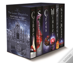Wook.pt - The Lunar Chronicles Boxed Set