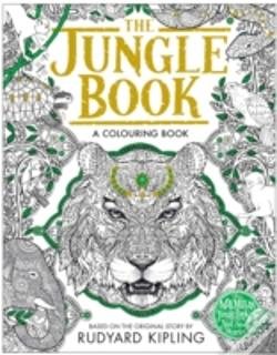 Wook.pt - The Macmillan Jungle Book - A Colouring Book