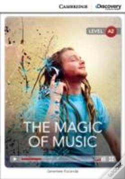Wook.pt - The Magic Of Music Low Book With Online Access