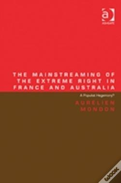 Wook.pt - The Mainstreaming Of The Extreme Right In France And Australia