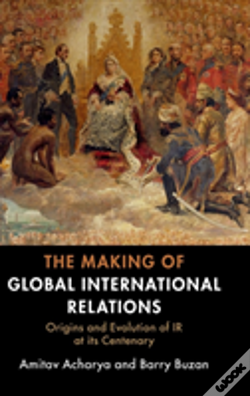 Wook.pt - The Making Of Global International Relations