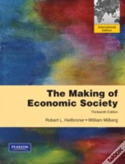 Wook.pt - The Making Of The Economic Society