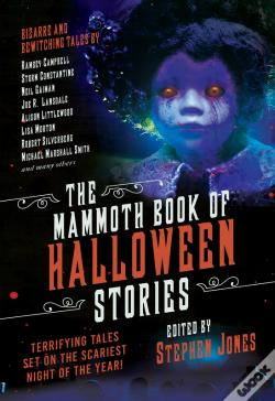 Wook.pt - The Mammoth Book Of Halloween Stories