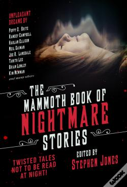 Wook.pt - The Mammoth Book Of Nightmare Stories