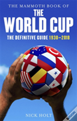 Wook.pt - The Mammoth Book Of The World Cup