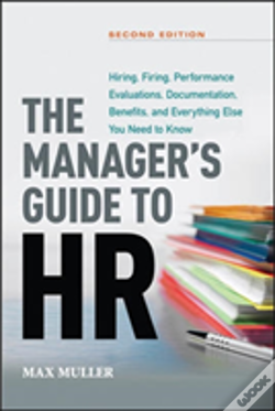 Wook.pt - The Manager'S Guide To Hr