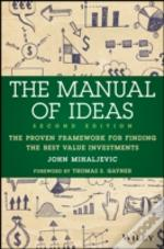 The Manual Of Ideas