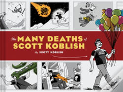 Wook.pt - The Many Deaths Of Scott Koblish