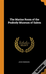 The Marine Room Of The Peabody Museum Of Salem