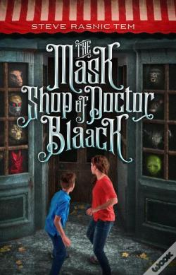 Wook.pt - The Mask Shop Of Doctor Blaack