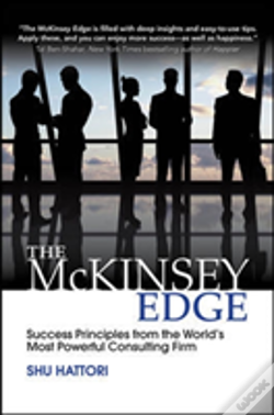Wook.pt - The Mckinsey Edge: Success Principles From The World'S Most Powerful Consulting Firm