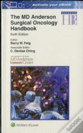 The Md Anderson Surgical Oncology Handbook