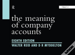 Wook.pt - The Meaning Of Company Accounts